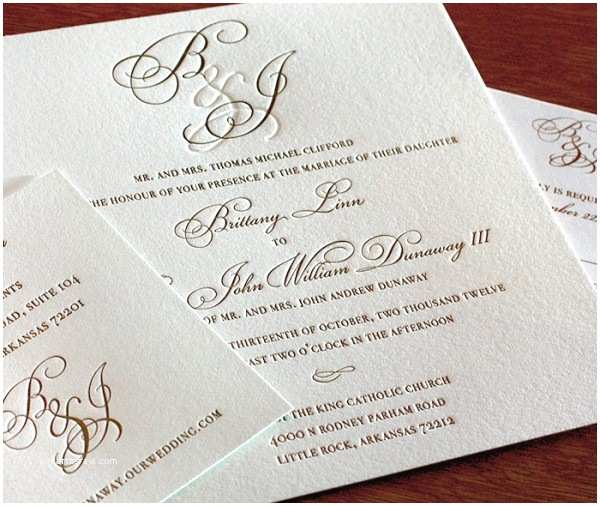 Simple Monogram Wedding Invitations Real Ajalon Wedding Invitation Sets Driftwood