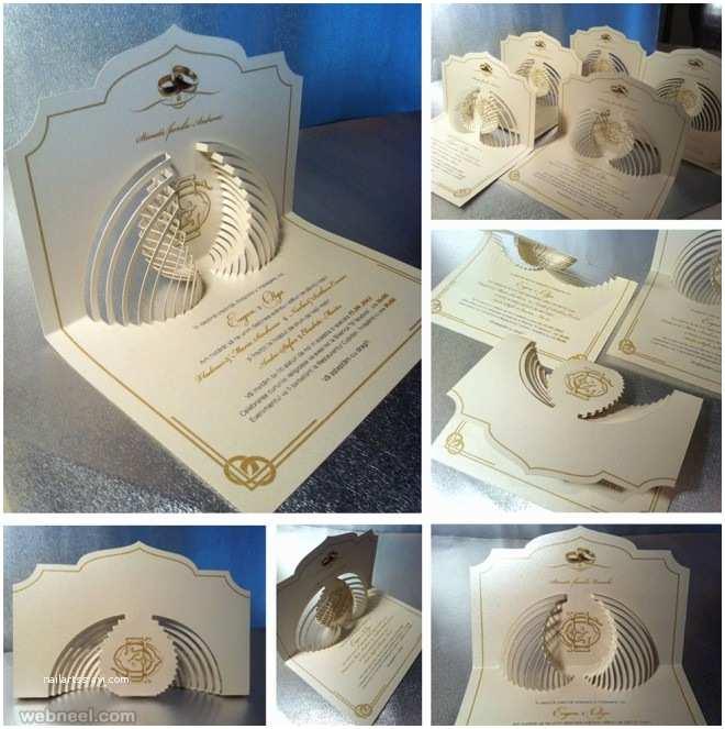 Simple Wedding Invitation Designs 25 Creative and Unusual Wedding Invitation Card Design Ideas