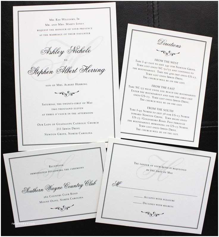 Simple Wedding Invitation Designs 31 Best Images About Simple Wedding Invitations On