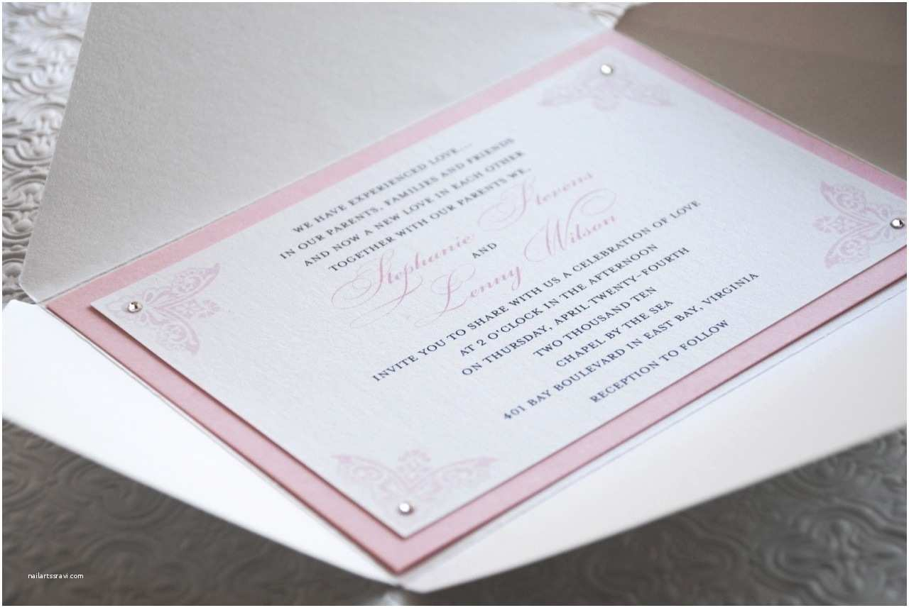 Simple Wedding Invitation Designs Best Pilation Elegant Wedding Invitations with