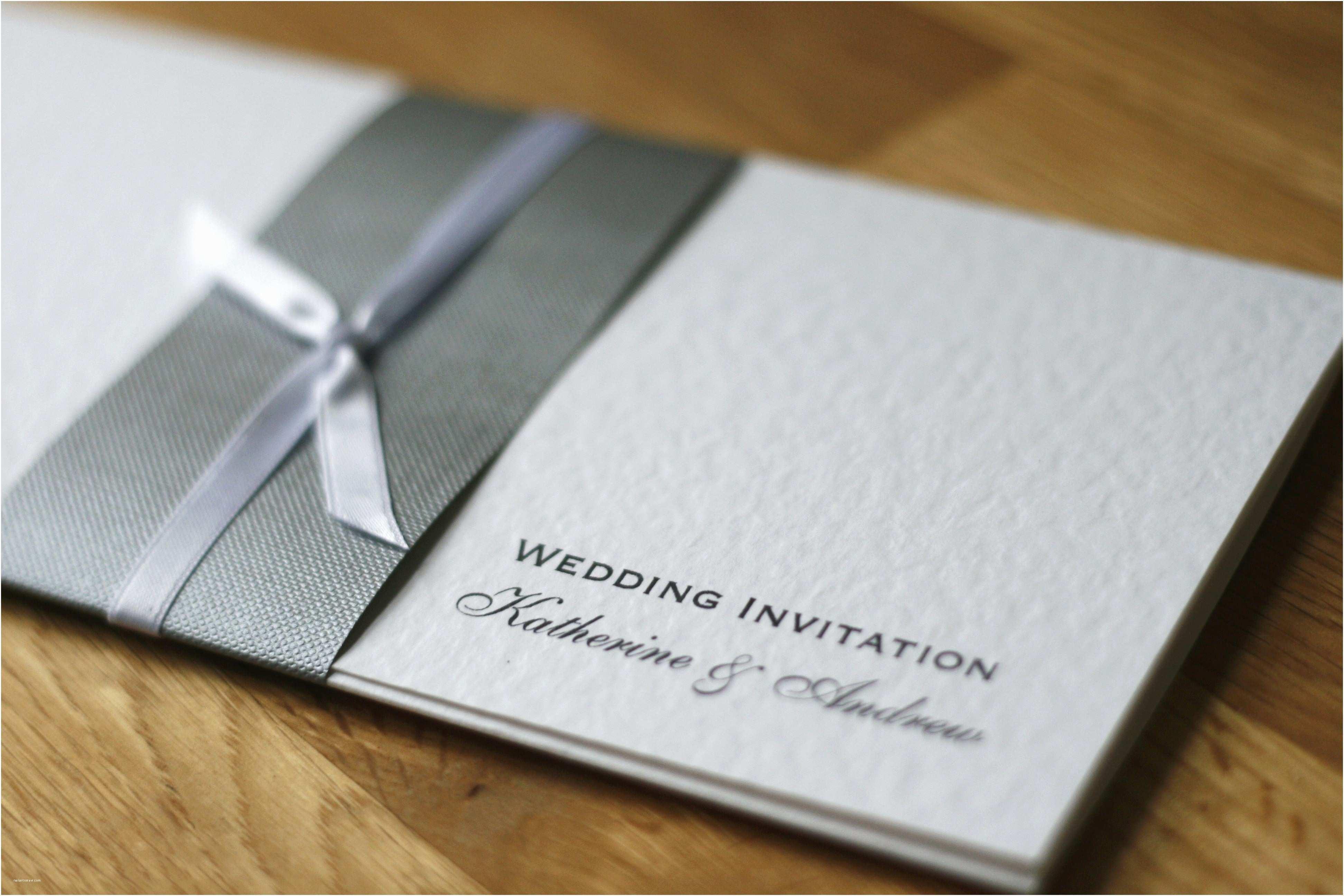 Simple Wedding Invitation Designs Simple Stylish Hand Made Wedding Stationery Designs
