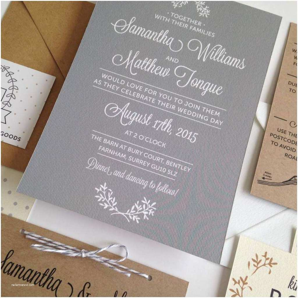Simple Wedding Invitation Designs Simple Wedding Invitation Card