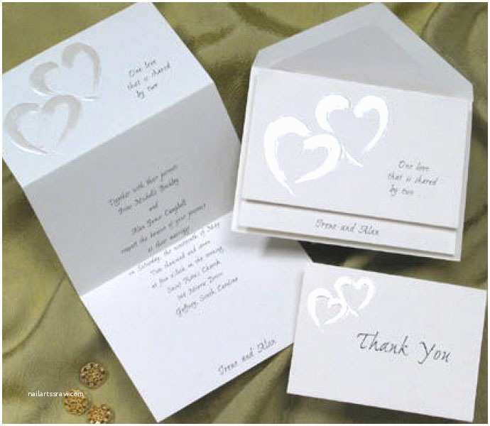 Simple Wedding Invitations Simple and Luxurious Wedding Invitations