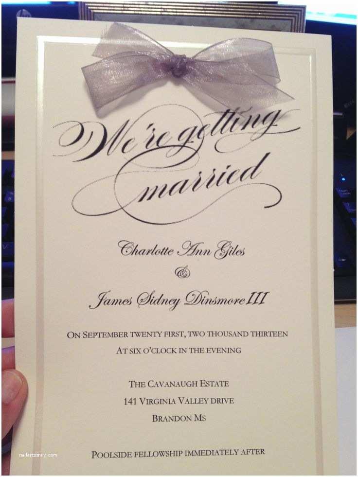 Simple Wedding Invitations Simple Wedding Invitation Wedding Ideas