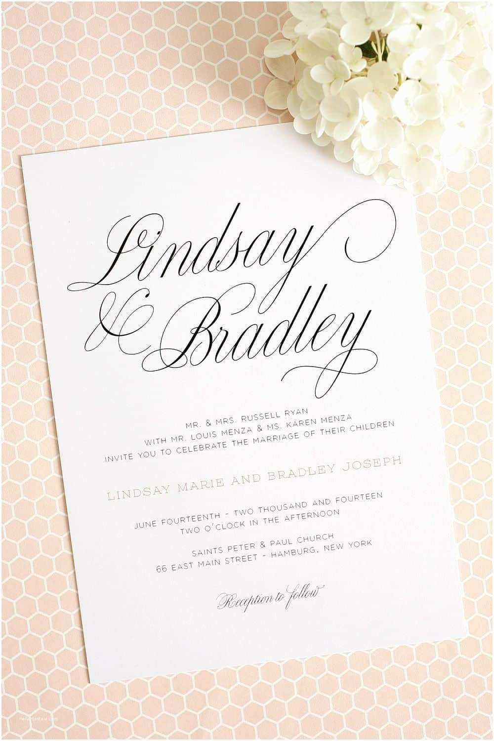 Simple Wedding Invitations Simple Wedding Invitations Best Photos Cute Wedding Ideas