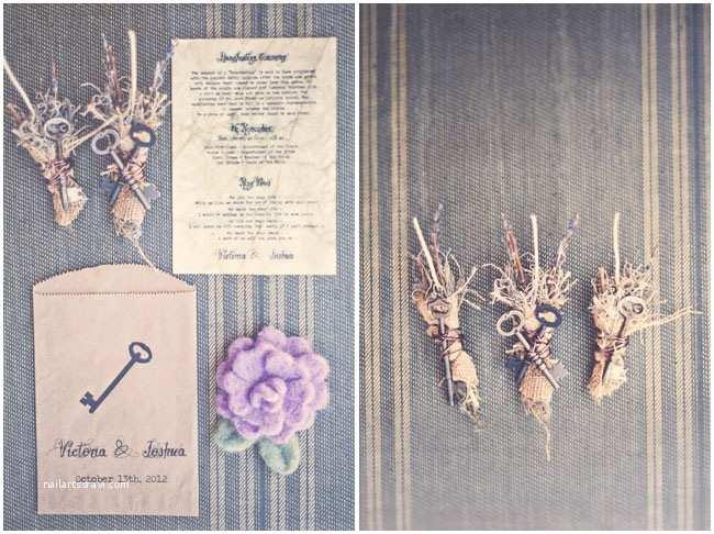 Skeleton Key Wedding Invitations Autumn Skeleton Key Wedding Victoria Josh