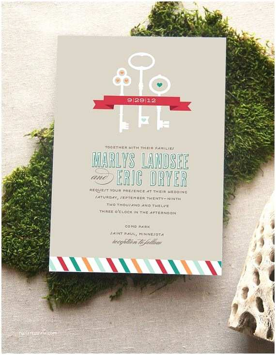 Skeleton Key Wedding Invitations Pinterest Discover And Save Creative