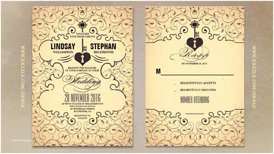 Skeleton  Wedding Invitations Read More – Vintage Wedding Invitations With Skeleton