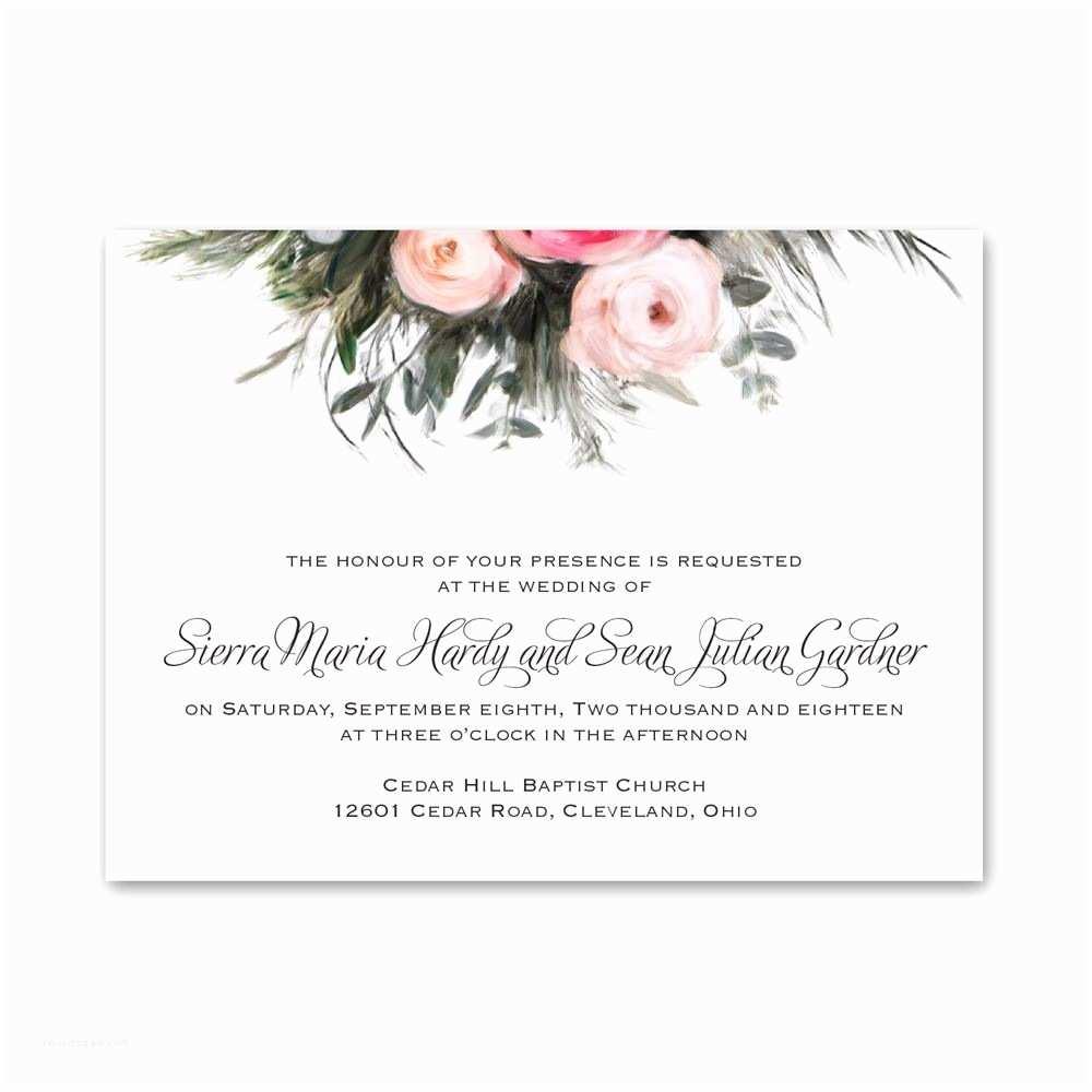 Small Wedding Invitation Cards Best Pilation Spring Wedding Invitations