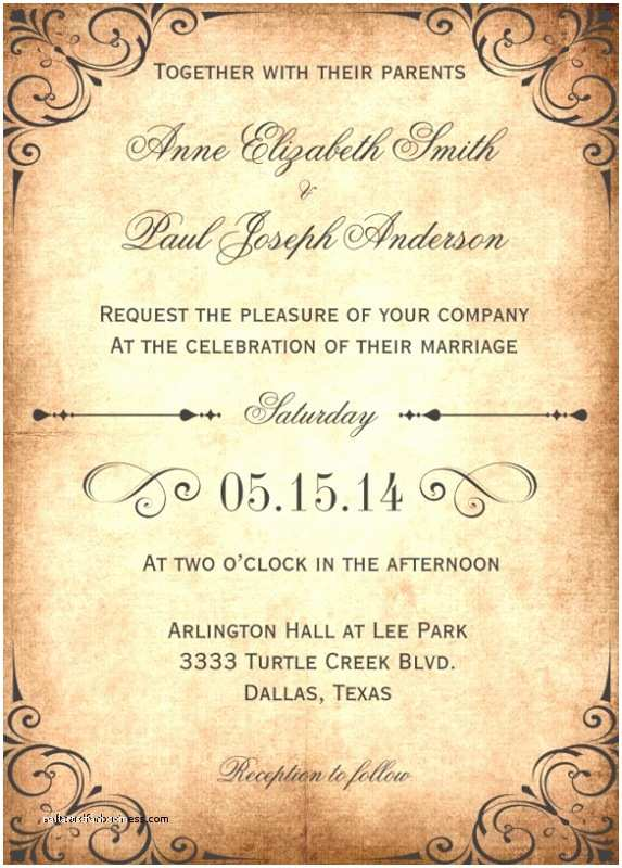 Small Wedding Invitation Cards Wedding Invitation Lovely Small Intimate Wedding