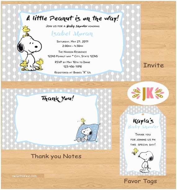Snoopy Baby Shower Invitations forever Snoopy Baby Snoopy Baby Shower Invitations
