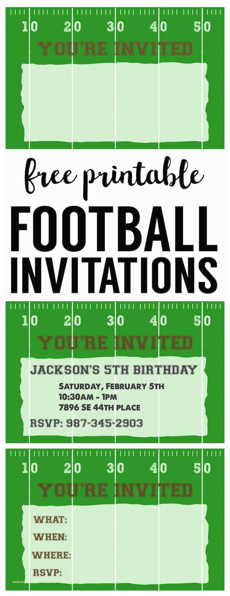 soccer party invitations printable birthday invitations for free