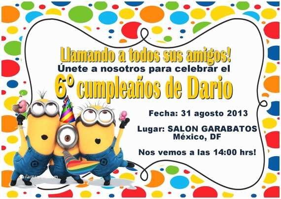 Spanish Party Invitations Birthday Ideas Bagvania Free