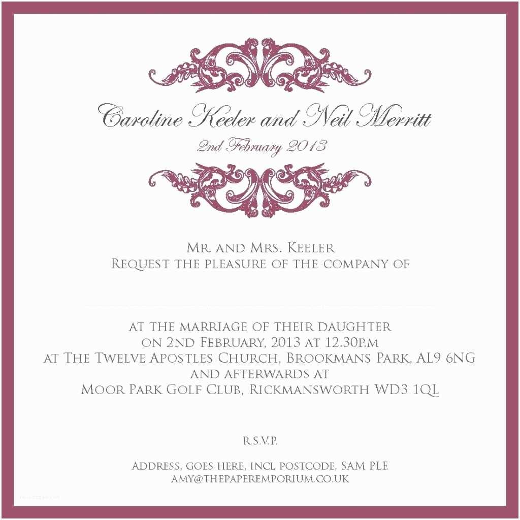 Spanish Wedding Invitation Wording Spanish Wedding Invitation Wording Samples Various