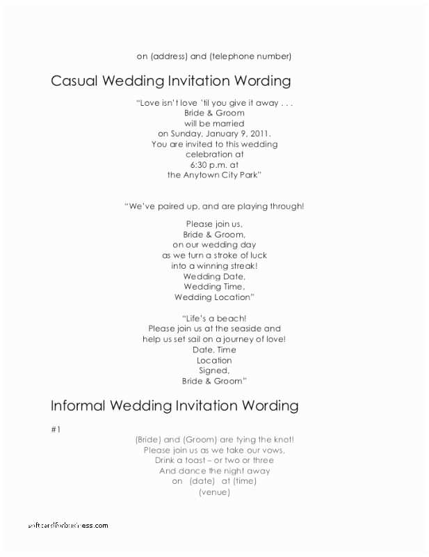 Special Wedding Invitation Wording Wedding Invitation Lovely Wedding Invitation Wording