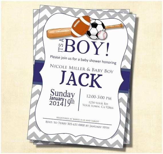 Sports Baby Shower Invitations 47 Best Images About Sports theme Baby Shower On