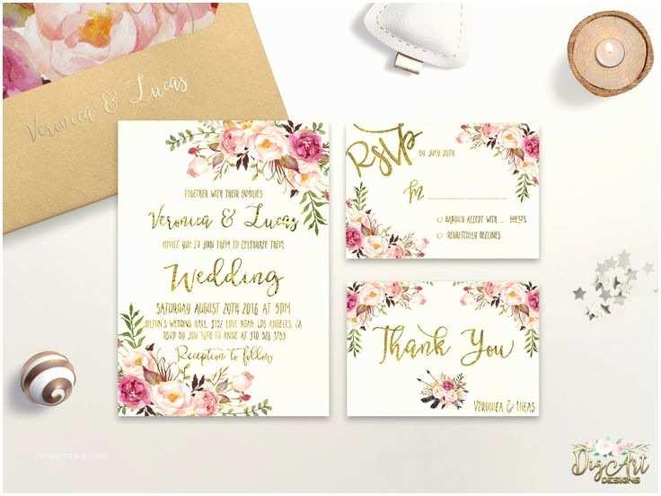 Spring Wedding Invitations 25 Best Ideas About Summer Wedding Invitations On