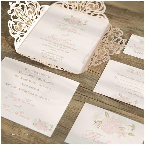 Spring Wedding Invitations Spring Wedding Invitations Line at Elegant Wedding