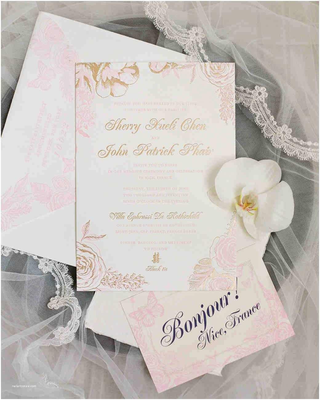 Spring Wedding Invitations the Freshest Spring Wedding Invitations