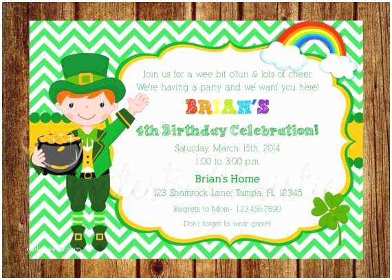 St Patricks Day Party Invitations 17 Best Images About St Patricks Printables On Pinterest