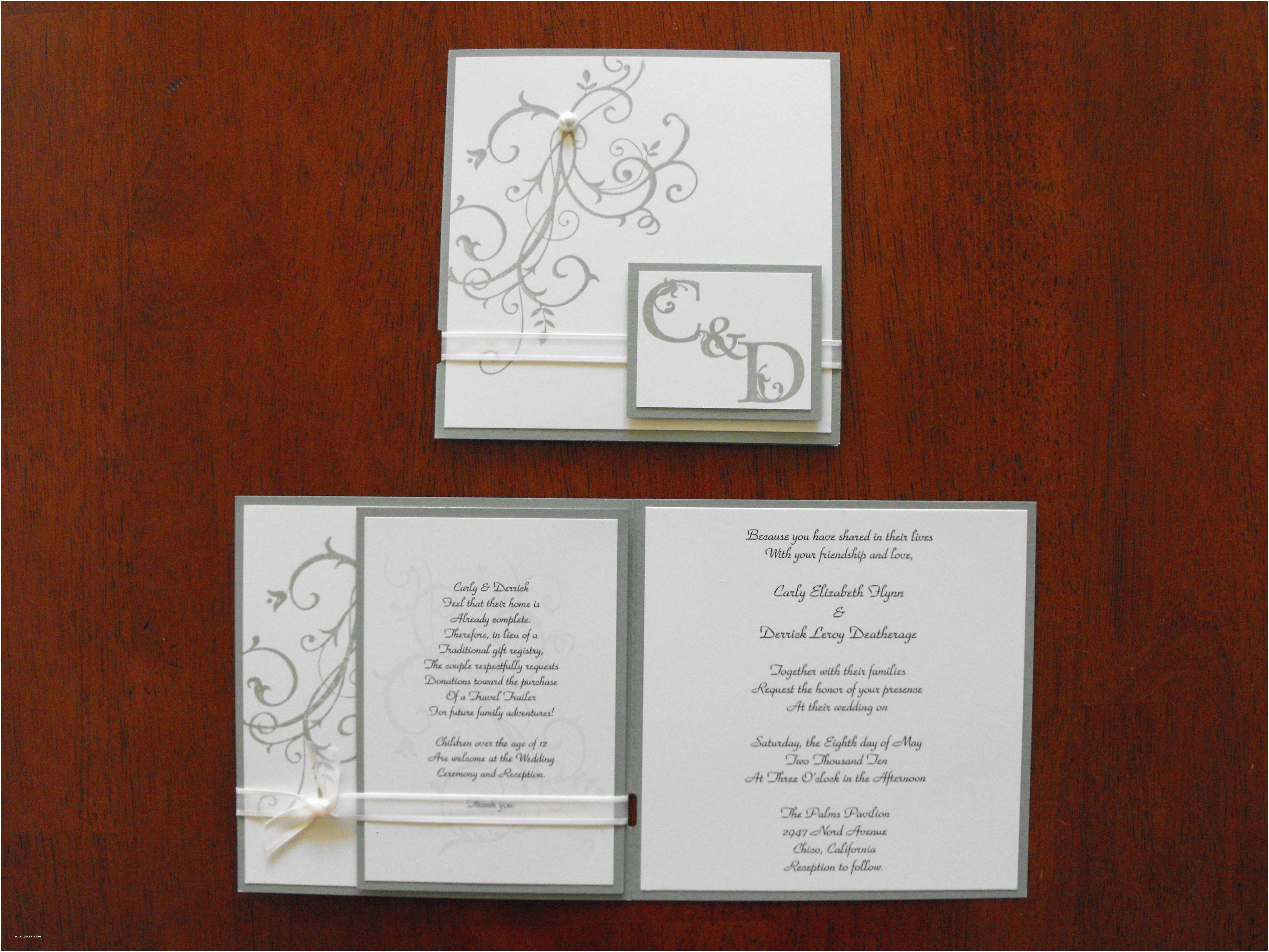 Stampin Up Wedding Invitations Sharon S Blog