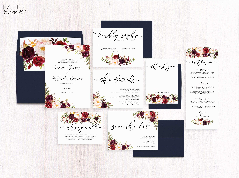 Standard Wedding Invitation Dimensions Elegant Standard Wedding Invitation