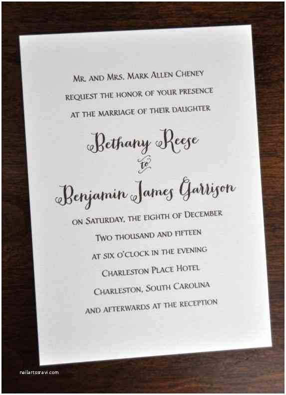 Standard Wedding Invitation Size Bloomcreativo Rhbloomcreativo Correct Star
