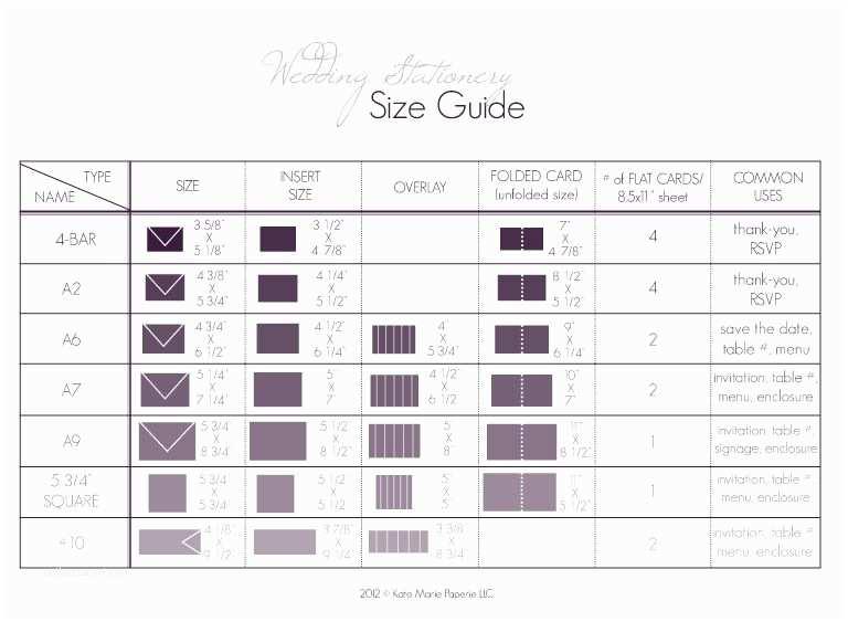 Standard Wedding Invitation Size Paper Wedding Paper Wedding Primer 1 Stationery Size