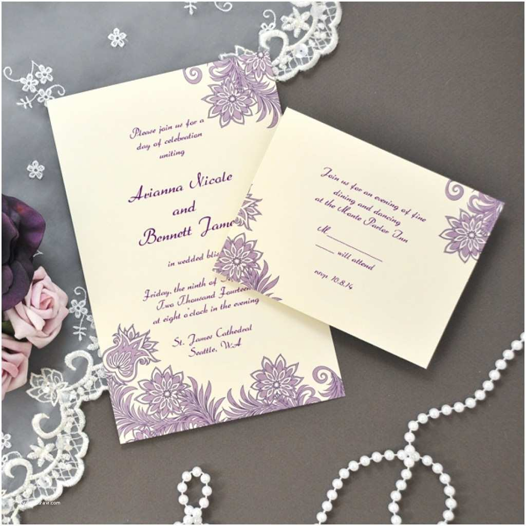 Our Best Gallery of 45 Staples Wedding Invitations