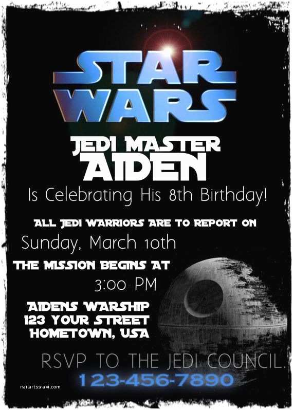 Star Wars Birthday Invitations 29 Best Images About Star Wars Lego Party On Pinterest