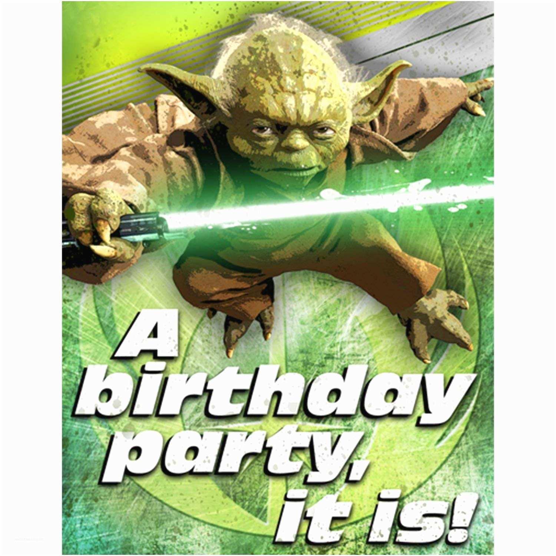 Star Wars Birthday Invitations Star Wars Birthday Party Invitations