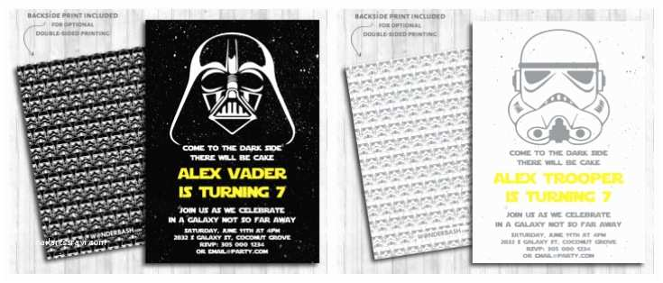photograph about Free Printable Star Wars Party Invitations known as Star Wars Birthday Social gathering Invites Star Wars Birthday