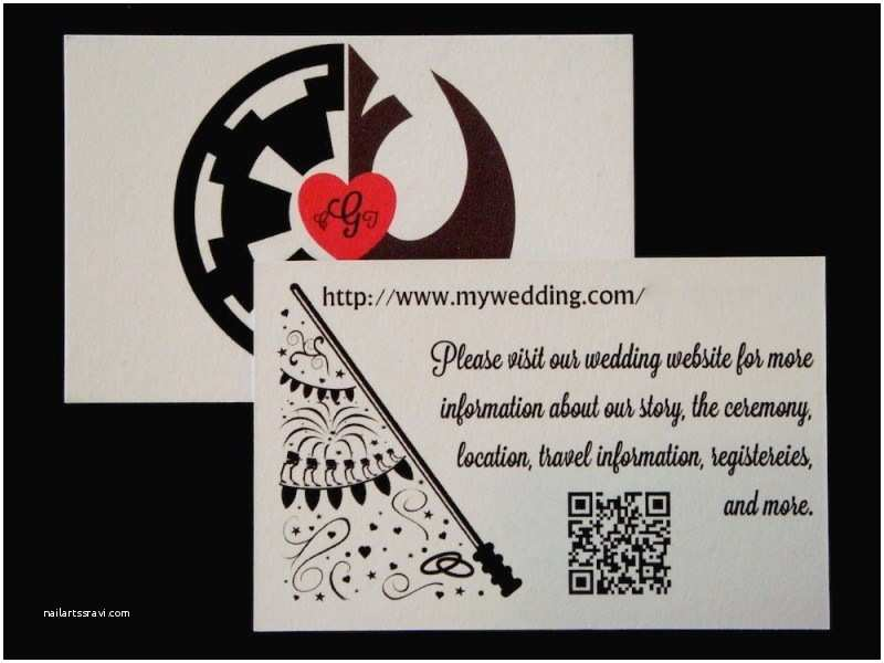 Star Wars Wedding Invitations An Elegant Star Wars Invitation Suite for A More