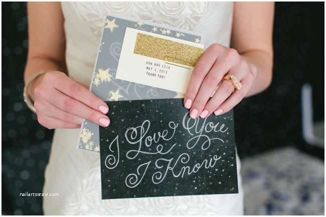 Star Wars Wedding Invitations Star Wars Wedding Inspiration
