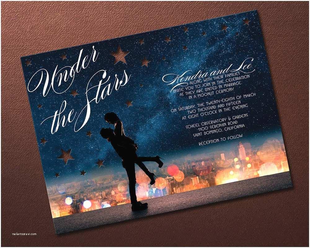 Star Wedding Invitations 5 Wedding Invitation Trends for 2015 Hongkiat