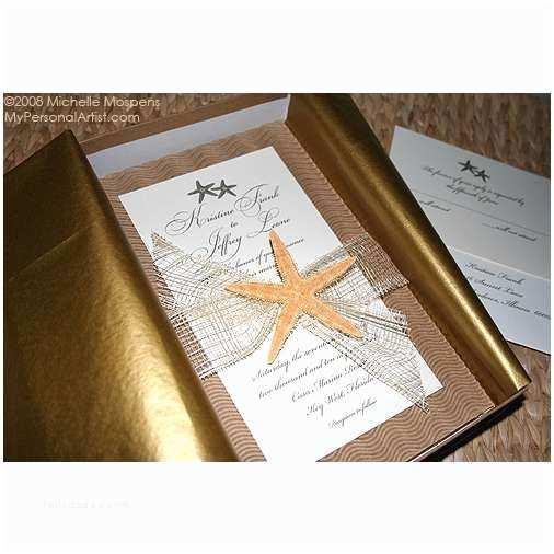Starfish Wedding Invitations Wedding Invitations and Baby Shower Invitations Share Diy