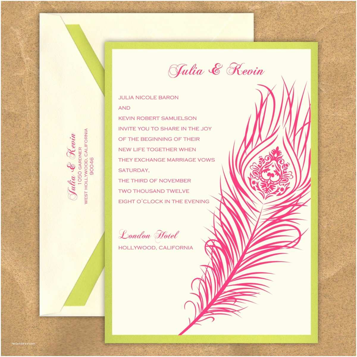 Storkie Wedding Invitations Storkie Wedding Invitations S by Storkie Express