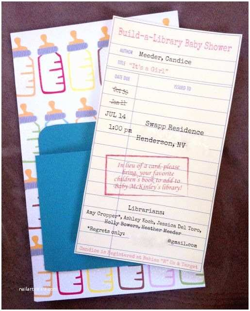 Storybook D Baby Shower Invitations Baby Shower Storybook