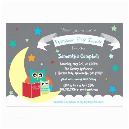 Storybook Themed Baby Shower S Storybook Book Baby Shower