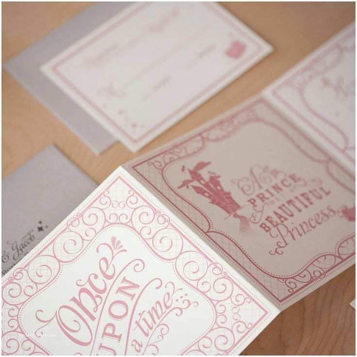 Storybook Wedding Invitations Storybook Wedding Invitation Whimsical Invitation