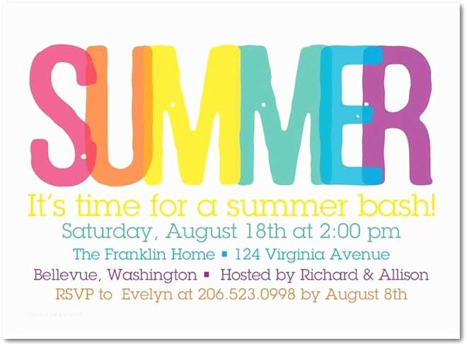 summer party invitations to her with a picturesque view of your party invitation templates using amazing invitations 20