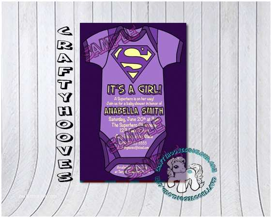 superhero superman baby shower its a