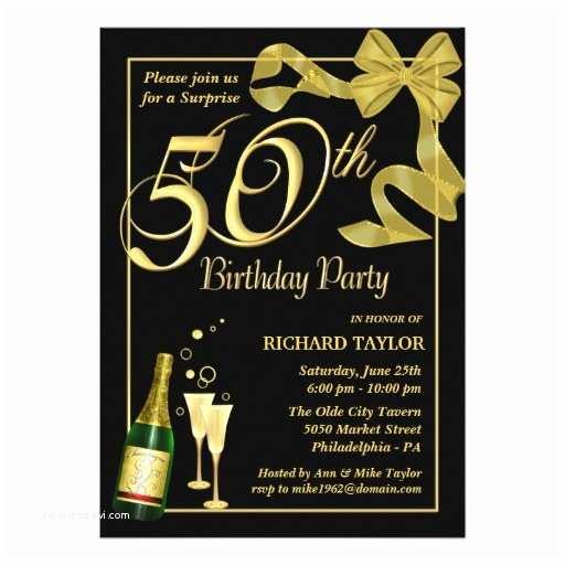 Surprise 50th Birthday Party Invitations 50th Birthday Quotes Invitation Quotesgram