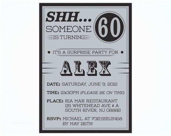 Surprise 60th Birthday Party  Awe Inspiring Surprise 60th Birthday Party