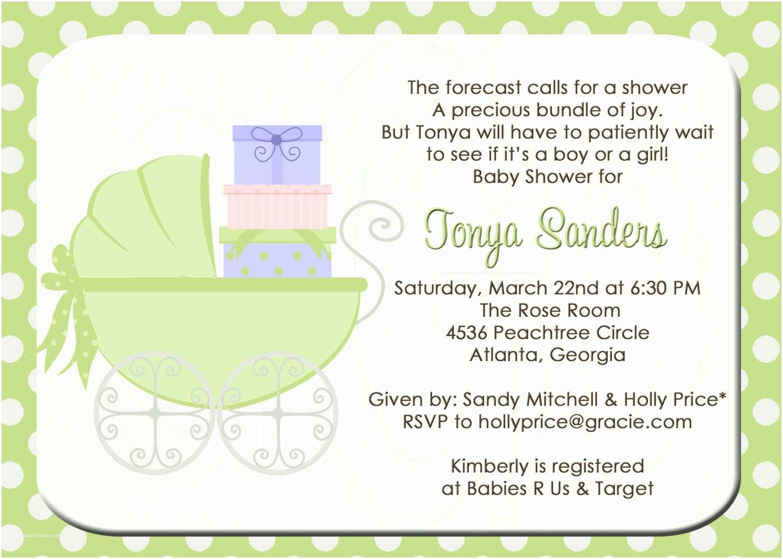 Surprise Baby Shower Invitation Baby Shower Invitation Wording Surprise – Invitations