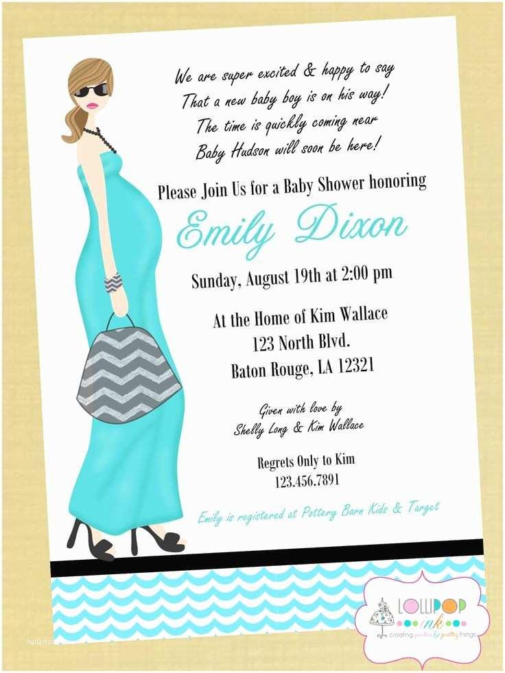 Surprise Baby Shower Invitation Best 25 Baby Shower Invitation Wording Ideas On Pinterest