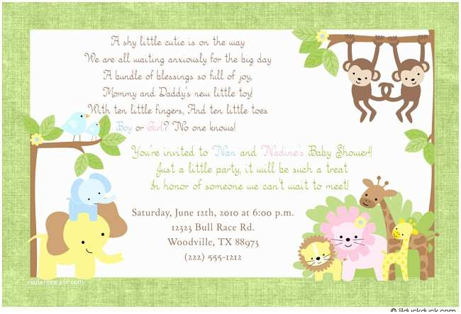 Surprise Baby Shower Invitation Surprise Baby Shower Invitation Wording
