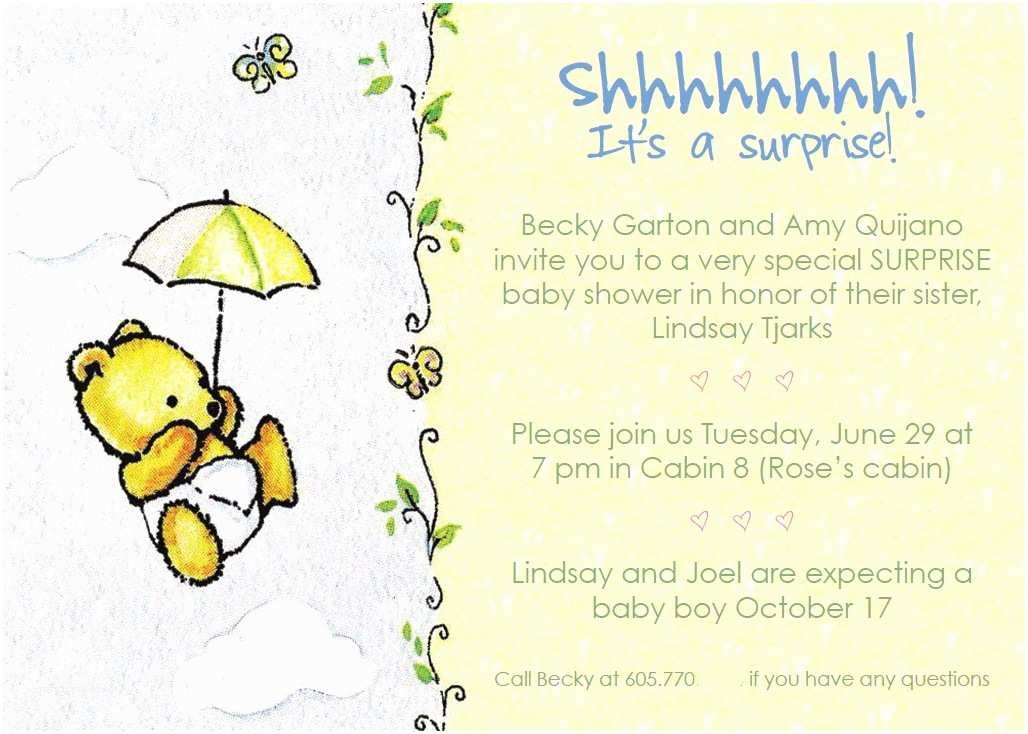 Surprise Baby Shower Invitations Surprise Baby Quotes Quotesgram