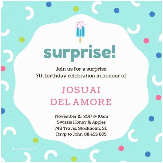 Surprise Party  Template Picnic  Template Teddy Bear Picnic