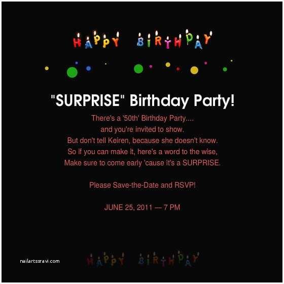 50th Birthday Party Invitations Templates Free Fresh Disco